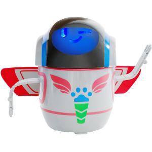 Интерактивный робот  Герои в масках (свет, звук, движение) Росмэн. Цвет: серебряный