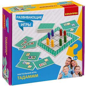 Развивающая игра  Тадаммм Bondibon