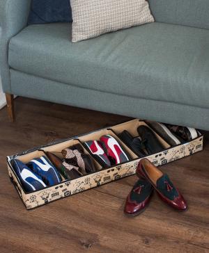 Органайзер для обуви на 5 отделений Стиль Brabag
