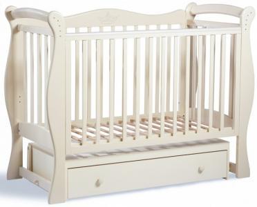 Детская кроватка  Лучик универсальный маятник Baby Luce