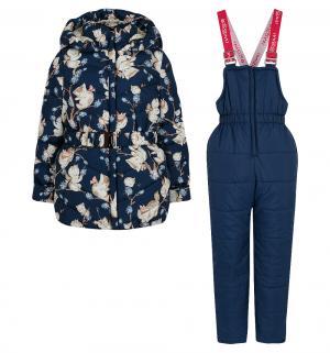Комплект куртка/полукомбинезон , цвет: синий Boom