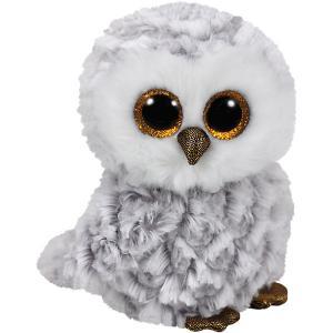 Мягкая игрушка TY Сова Owlette, 15 см
