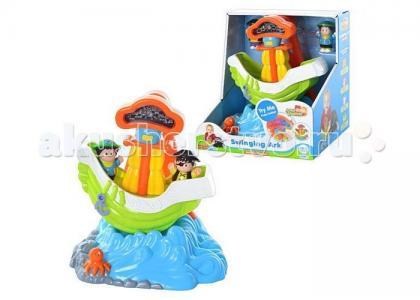 Игрушка для купания Кораблик Happy Kid Toy