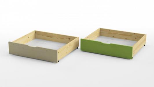Для кровати Wood Fantasy Комплект ящиков 2 шт. Grifon Style