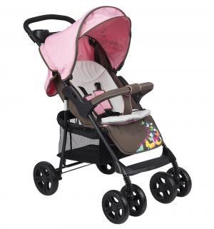 Прогулочная коляска  E0970 TEXAS, цвет: розовый Mobility One