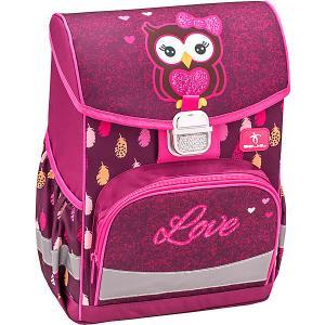 Ранец  Click Mia, Owl Belmil. Цвет: разноцветный