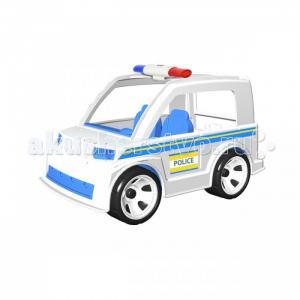 Полицейская машина с полицейским Multigo