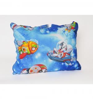 Подушка Игрушки 50 х 70 см, цвет: синий Cleo