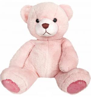 Мягкая игрушка  Мишка Зефирчик, цвет: розовый 20 см Fluffy Family