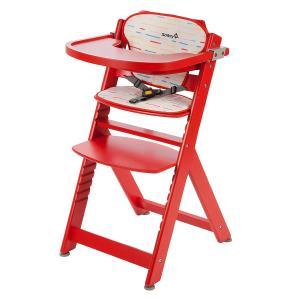 Стульчик для кормления Safety 1st. Цвет: красный