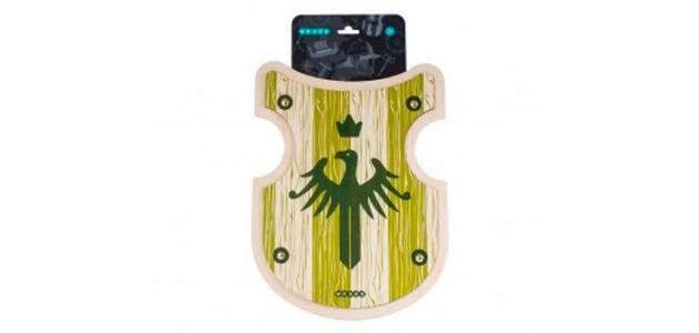 Щит рыцаря Немецкий Woody