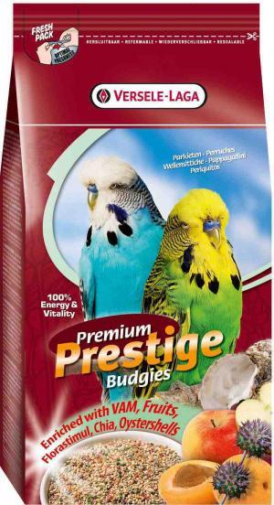 Корм  Premium Budgies для волнистых попугаев, 1кг Versele-Laga