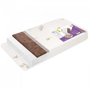 Матрас  Aerato Cotton Lite 120х60х10 см BoomBaby