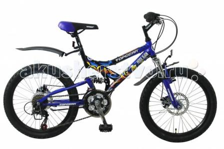 Велосипед двухколесный  Hooligan 20 TopGear