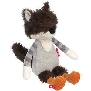 Мягкая игрушка  Волк, коллекция Лоскутки, 32 см Sigikid