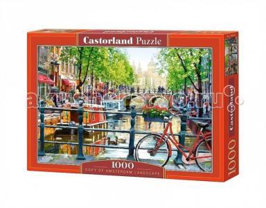 Пазл Амстердам 1000 элементов Castorland