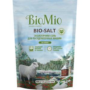Соль  для посудомоечной машины BioMio 1 кг BIO MIO