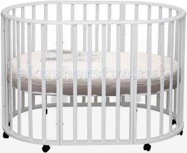 Кроватка-трансформер  Genesis Gallileo 5 в 1 Daka Baby
