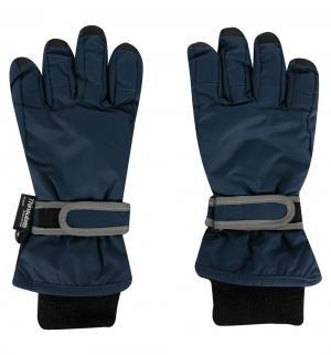 Перчатки , цвет: т.синий Nels