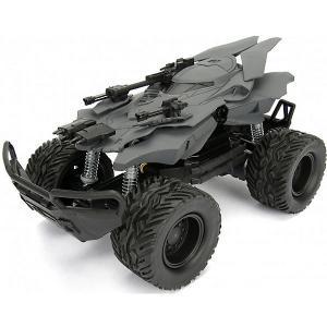 Радиоуправляемая машинка  Toys Justice League Batmobile, JT Raptor Chassis 1:12 Jada. Цвет: разноцветный