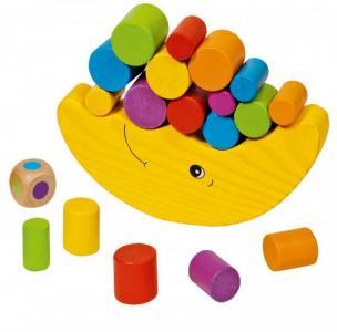 Деревянная игрушка  Игра Нагрузи луну мини Goki