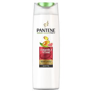 Шампунь  Слияние с природой Очищение и питание 400 мл Pantene
