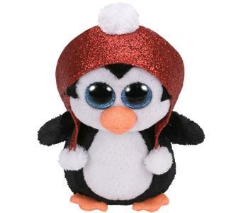 Мягкая игрушка  Гейл пингвин 15 см TY