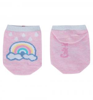 Носки , цвет: розовый Conte Kids