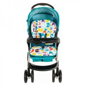 Прогулочная коляска  Mirage, цвет: into the woods Graco