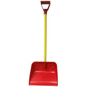 Лопата , 80 см, красная Zebratoys. Цвет: красный