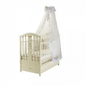 Детская кроватка  FMS Romance продольный маятник Feretti