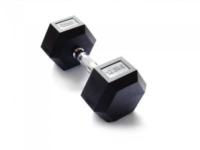 Гантель гексагональная 12.5 кг Original FitTools