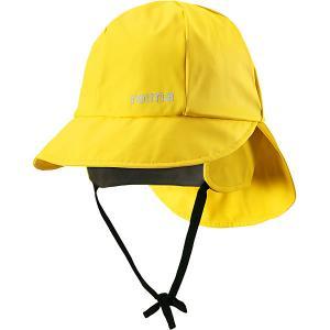 Шапка  Rainy Reima. Цвет: желтый