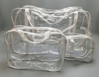 Комплект сумок в роддом 3 шт. Комфорт Топотушки