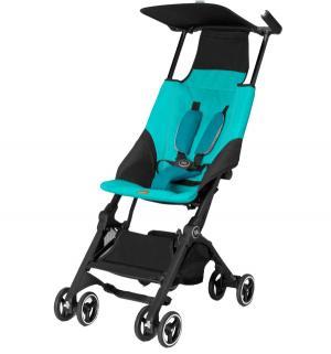 Прогулочная коляска  Pockit, цвет: capri blue GB