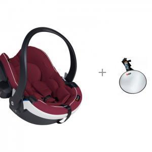 Автокресло  iZi Go Modular X1 i-Size Melange и зеркало Baby Mirror для контроля за ребенком BeSafe