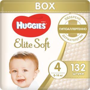 Подгузники  Elite Soft (8-14 кг) шт. Huggies