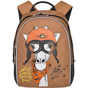 Рюкзак детский , бежевый Grizzly
