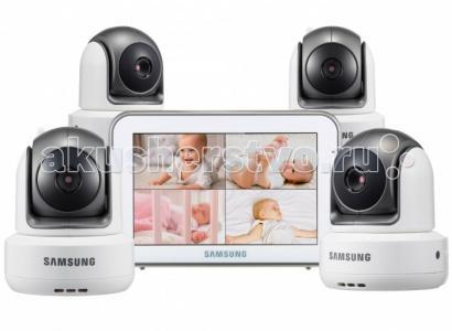 Видеоняня 4 камеры Samsung