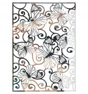 Трафарет для тиснения  Бабочки металл Fancy Creative