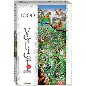 Мозаика puzzle 1000 Джунгли (Панорама) Степ Пазл
