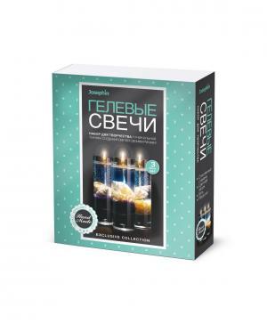 Гелевые свечи с ракушками Набор №5 Josephin