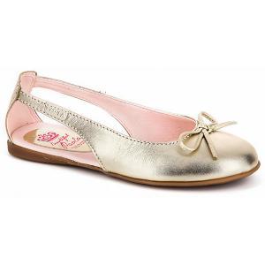 Туфли Paola by  для девочки Pablosky. Цвет: желтый