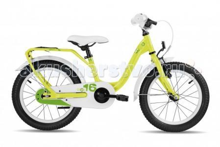 Велосипед двухколесный  niXe 16 steel Scool