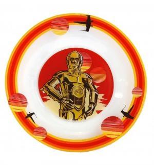 Тарелка  Роботы Star Wars
