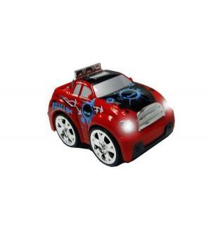 Машинка на радиоуправлении  красная 12 см KidzTech