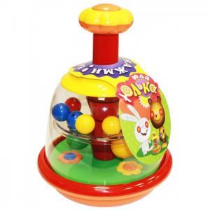 Развивающая игрушка  Юла Юлька Биплант