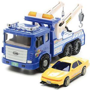 Машинка  Эвакуатор MAX с машинкой Daesung