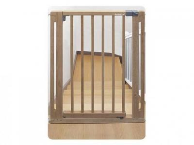 Ворота безопасности , Pressure Gare Wood (73-81 см) натуральное дерево Safety1st