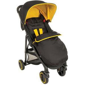 Прогулочная коляска Blox, , черный с желтым Graco